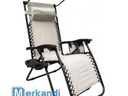 FOLDING CHAIR WITH A CANOPY AND HEADREST / 4 color options