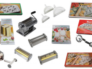 Pastaaid Julia pasta machine and accessories wholesale remaining stock
