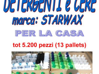Stock household cleaners 5200pcs