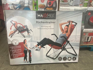 Back trainer, new goods, sports equipment, No. 1 in NRW!