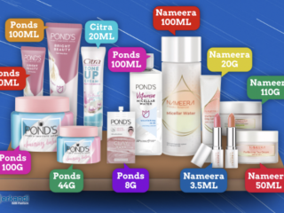 Unilever - 6643 Cases - Ponds mixed Skincare Lot (77% below SRP)