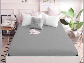 120x200 with rubber SHEET SATIN COTTON CL