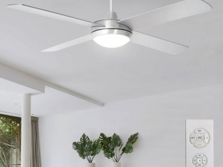 Lamp with fan, mixed pallet, household goods, B-goods