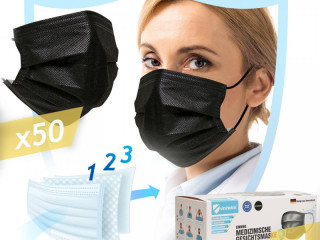 50 pieces medical face mask 3-layer type II VS002-00007-0171