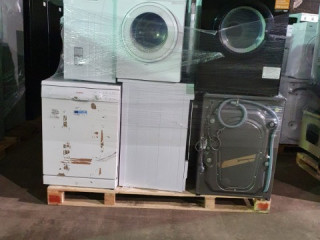 Mixed brands White goods 73 pieces Untested Customer returns