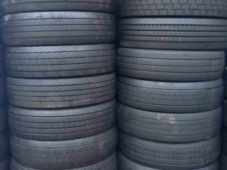 Used truck tires - EXPORT