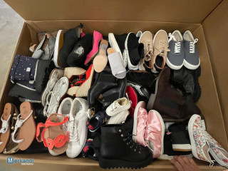 H&M shoes mix for women and children