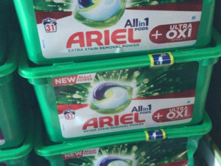 Lot Ariel Pods 31 Washes
