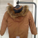 more than80% off kids cotton canvas winter jacket with fur collar-2
