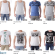 Stock Men's T-Shirts Sping/summer-5